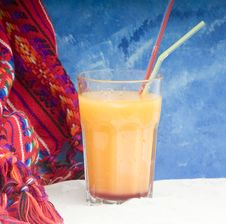 Free Tequila Sunrise Cocktail Stock Photos - 9543683
