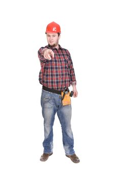 Free Worker Stock Photo - 9545410