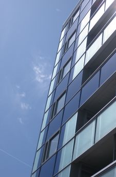 Free Modern Building Stock Photos - 9545873