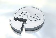 Free 3d Concept Of Coin Stock Photo - 9545910