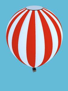 Free Aerostat Royalty Free Stock Images - 9545919