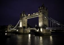 Free Tower Bridge London Royalty Free Stock Photo - 9546535