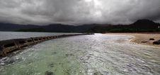 Free Hawaii Shoreline Royalty Free Stock Photos - 9547348