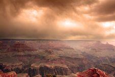 Free Grand Canyon National Park, USA Royalty Free Stock Photo - 9547595