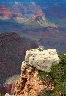 Free Grand Canyon National Park, USA Royalty Free Stock Image - 9548206