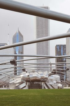 Free Jay Pritzker Pavilion Royalty Free Stock Photography - 95409427