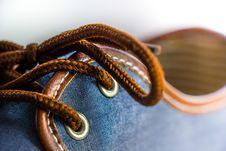 Free Shoelace Royalty Free Stock Images - 95409589