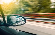 Free Car On Highway Stock Photos - 95409763
