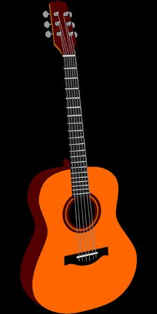 Free Guitar, Musical Instrument, String Instrument Accessory, Acoustic Guitar Stock Image - 95452341