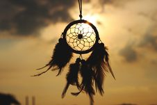 Free Dreamcatcher Against Sky Stock Photo - 95476850