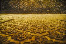 Free Ornate Gold Texture Stock Photo - 95476870