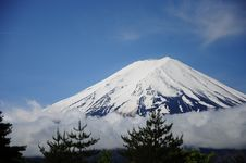 Free Mount Fuji Royalty Free Stock Photo - 95476965