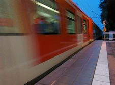 Free Train Bahn Stock Photos - 95477123