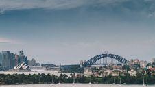 Free Sydney Harbor Bridge Near Sydney Opera House During Daytime Stock Photo - 95477280