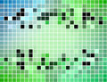 Free Abstract Square  Tiled Mosaic Background Royalty Free Stock Photos - 9558438
