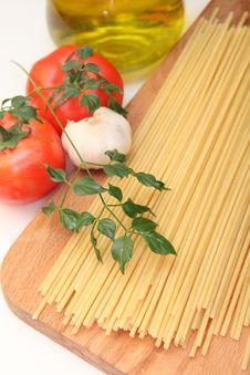 Free Italian Pasta Royalty Free Stock Photography - 9550187