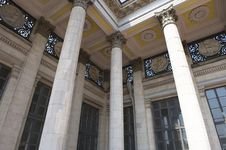 Free Palace 3 Stock Images - 9550364