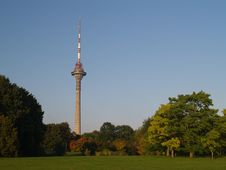Free Tallinn TV Tower Stock Photo - 9551120