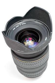 Digital Camera Lens Stock Photography