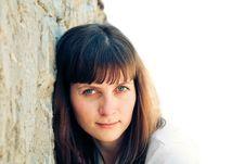 Free Beautiful Woman Outdoor Portrait Stock Photos - 9551983