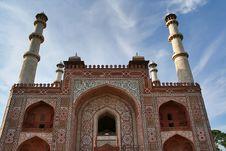 Free Agra, India Stock Image - 9552401