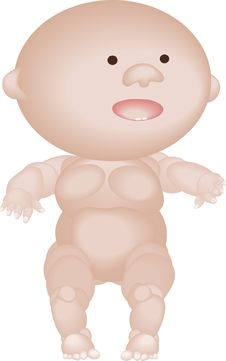 Free Baby 2 Royalty Free Stock Image - 9556616