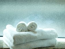 Free Towel 01 Royalty Free Stock Photo - 9556815