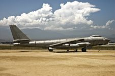Free Boeing 47-E Stratojet Stock Photos - 9557833