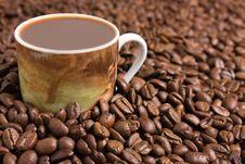 Free Coffee Royalty Free Stock Photo - 9558145