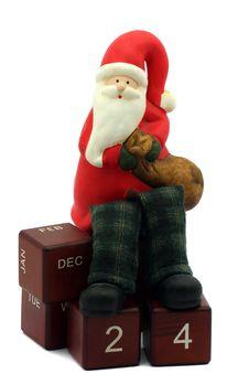 Free Christmas Santa Claus Stock Image - 9558901