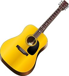 Free Guitar, Musical Instrument, String Instrument Accessory, Acoustic Guitar Stock Images - 95521814