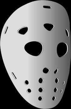 Free Clothing, Black And White, Hockey Protective Equipment, Headgear Stock Photography - 95521892