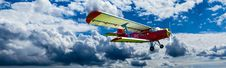Free Cloud, Sky, Air Travel, Mode Of Transport Royalty Free Stock Photo - 95522085