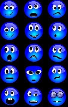 Free Emoticon, Smile, Smiley, Icon Royalty Free Stock Image - 95522756