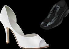 Free Footwear, High Heeled Footwear, Shoe, Product Design Stock Photography - 95522912