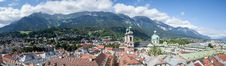 Free Photo Of Town Over Viewing Mountains During Daytime Royalty Free Stock Photography - 95537027