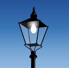 Free Light Fixture, Street Light, Sky, Lighting Stock Photography - 95550492