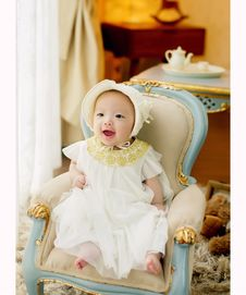 Free Korean Baby Girl Royalty Free Stock Photography - 95593527