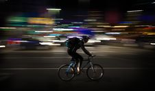 Free Photo Lapse Photo Of Man Riding A Road Bicycle Royalty Free Stock Photo - 95593565