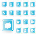 Free Web Icons Royalty Free Stock Photos - 9568658