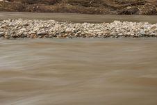Free Chatanika River In Interior Alaska Royalty Free Stock Photography - 9561147