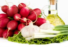 Free Green Vegetables Stock Images - 9561974