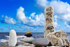 Free Art From Cobblestone Stock Photography - 9564852