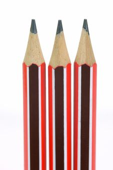 Free Lead Pencils Royalty Free Stock Photos - 9566008