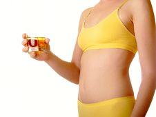 Free Woman Body Royalty Free Stock Photo - 9566295