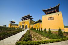 Free Chinese Temple Stock Photos - 9566483