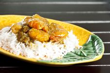 Free Prawn Curry Stock Photos - 9567103