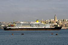 Free Cruise Ship Stock Images - 9567614