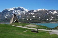 Free Snow Mountain Stock Photography - 9568432