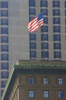 Free United States Flat Royalty Free Stock Photo - 9568465
